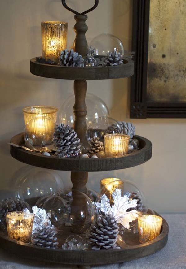 pine cones decoration ideas