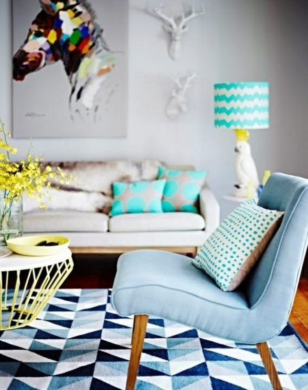Geometric home decor1