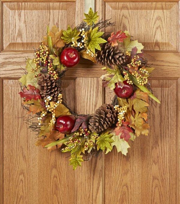front door wreath ideas