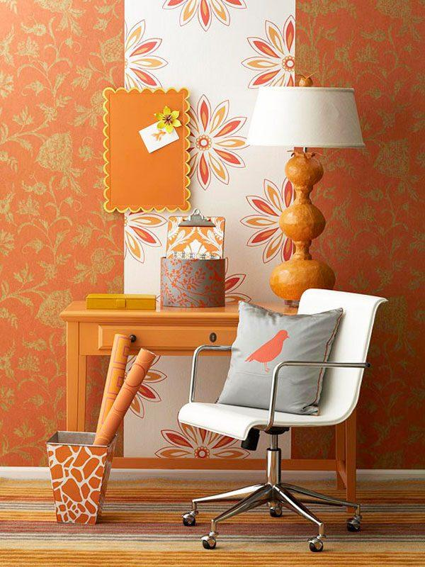 Wallpaper decoration ideas