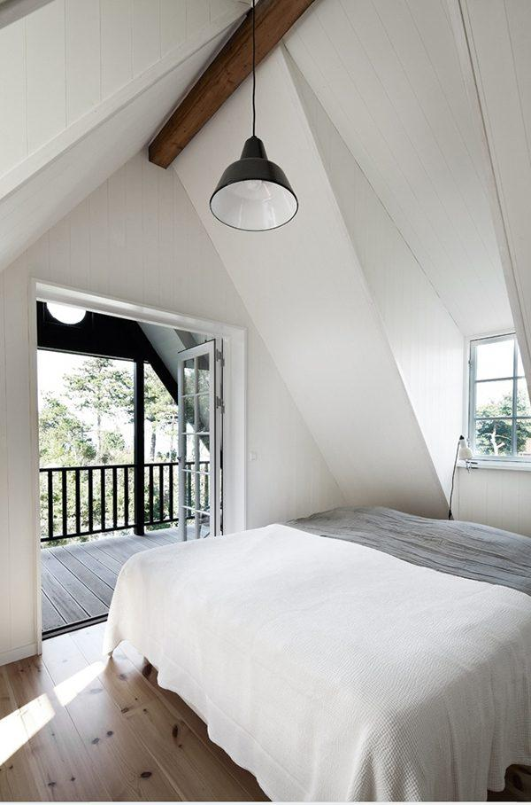 Attic bedroom design ideas - Little Piece Of Me