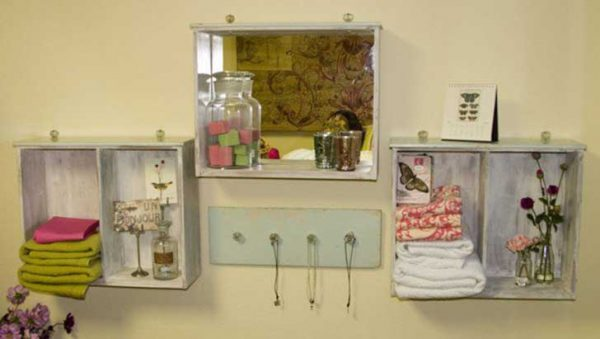 storage units with drawers