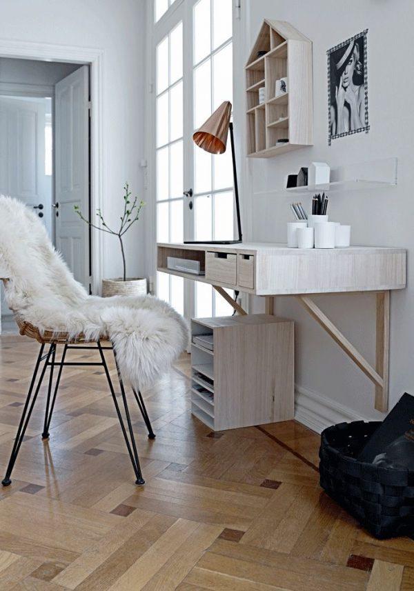 fur chair cover2