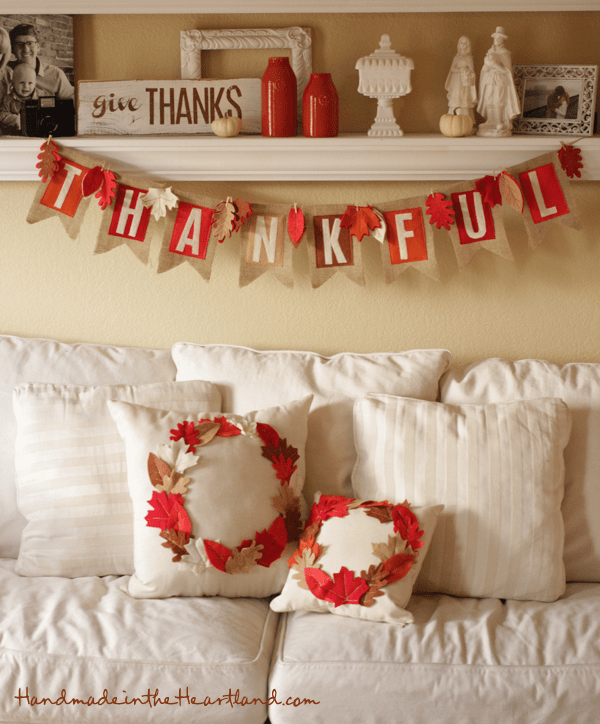 thanksgiving home decorations ideas littlepieceofme