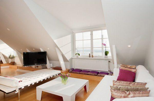 attic room furniture