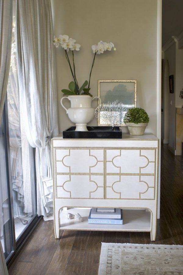 Add Nailhead Trim Accent - Furniture Design Trend1