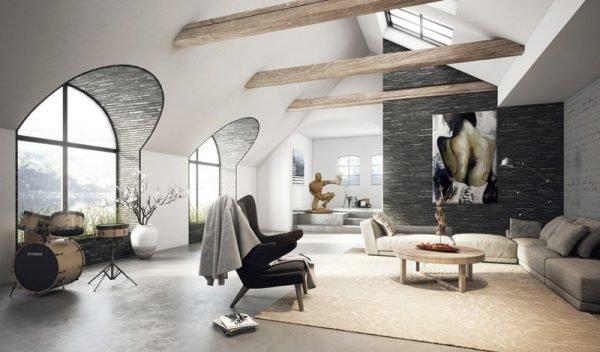 attic grow room