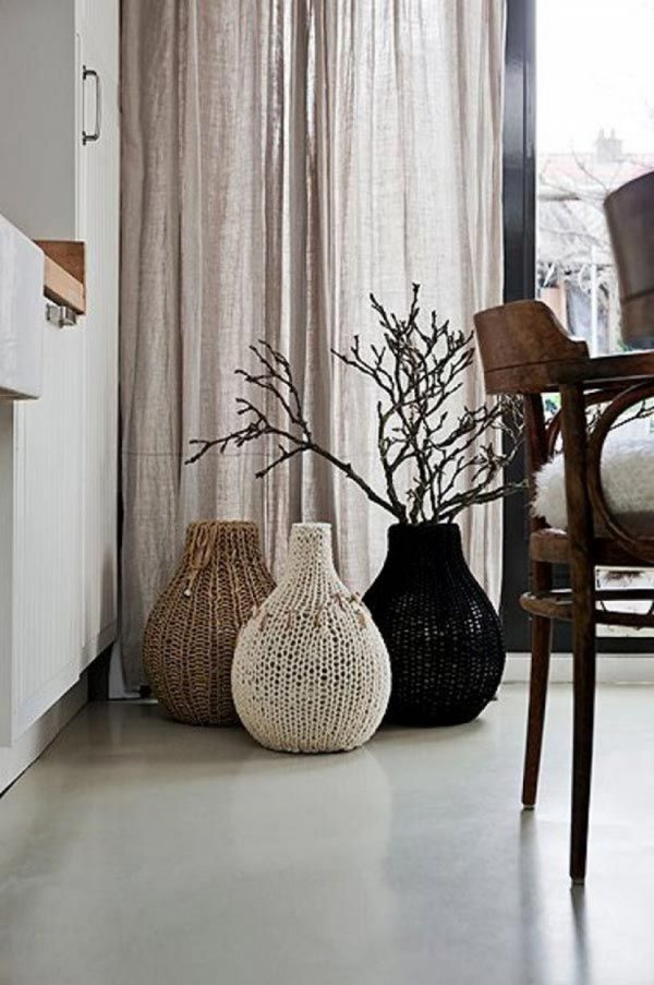 cheap floor vases