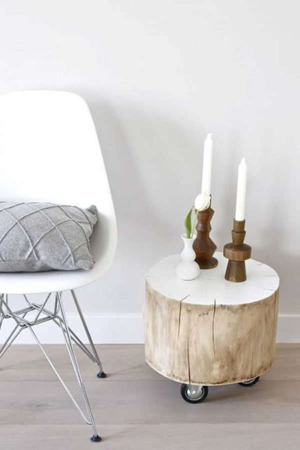 ideas for tree stumps