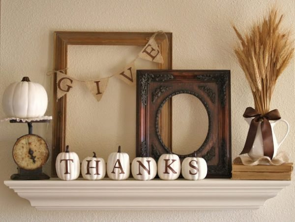 thanksgiving decorations ideas