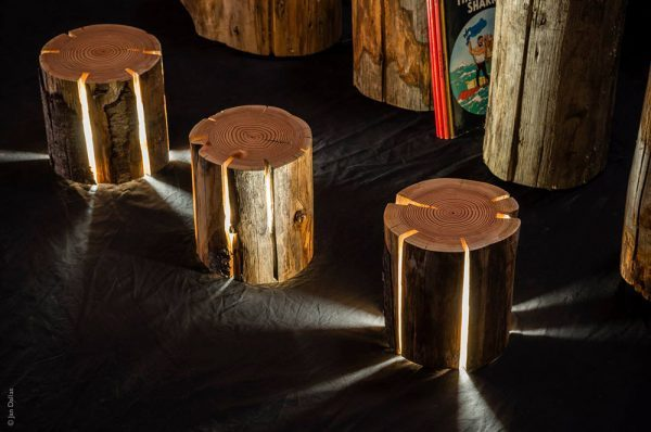 decorative tree stumps1