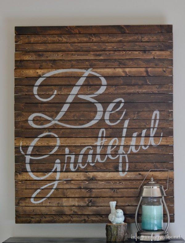thanksgiving wall art