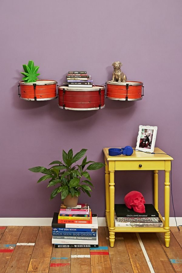 Music inspired furniture