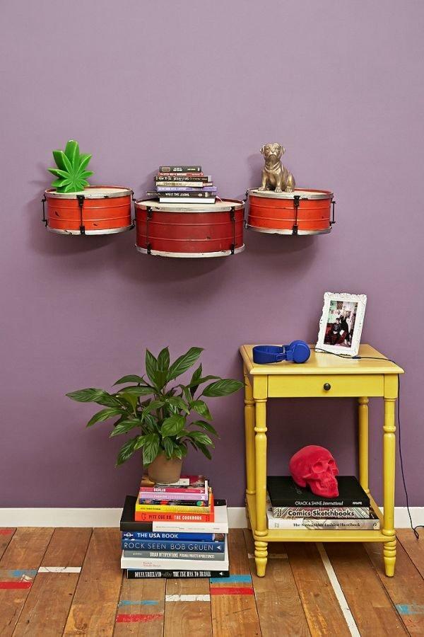 Music inspired furniture