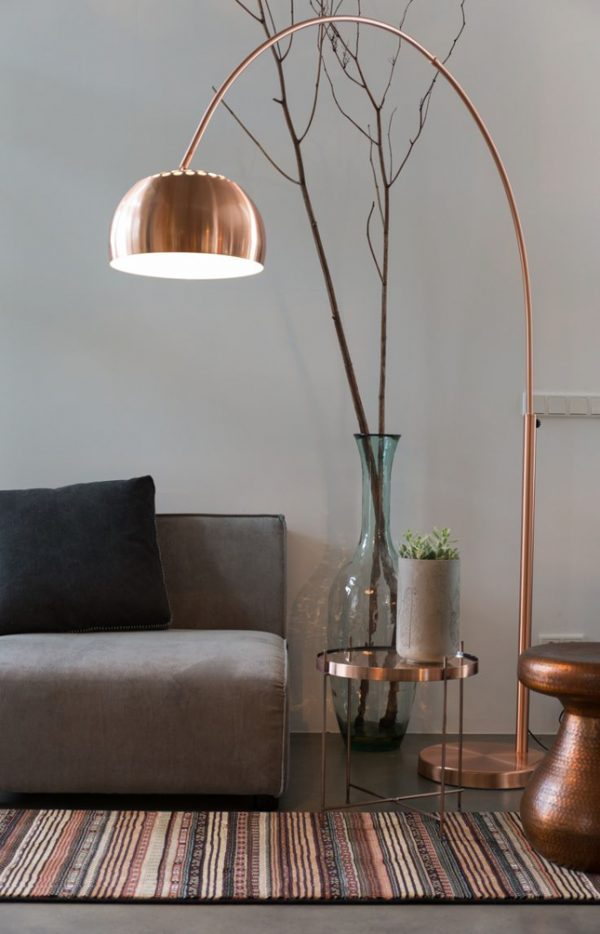 copper decor trend