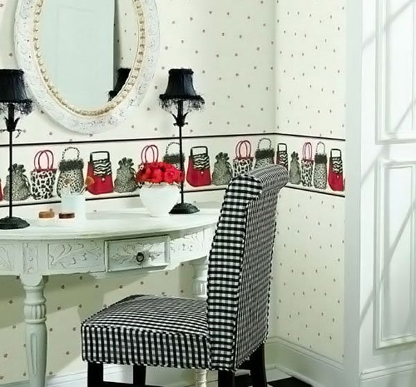 polka dot decor