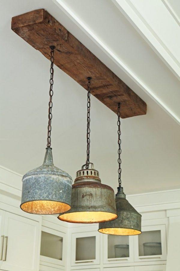 cheap rustic decor