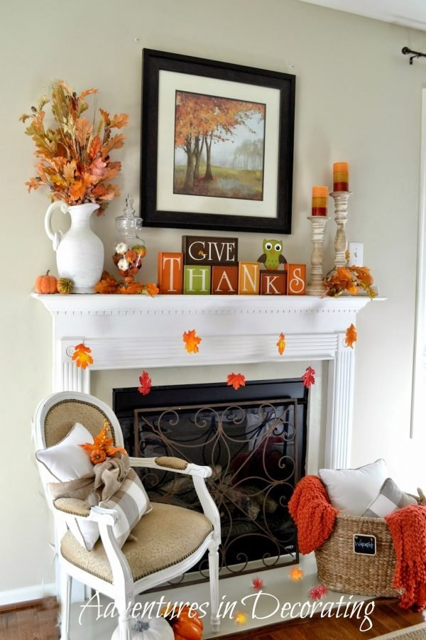 thanksgiving decoration ideas
