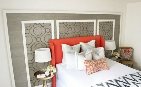 nailhead trim headboard