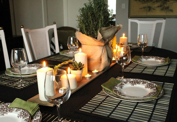 beautiful thanksgiving tables