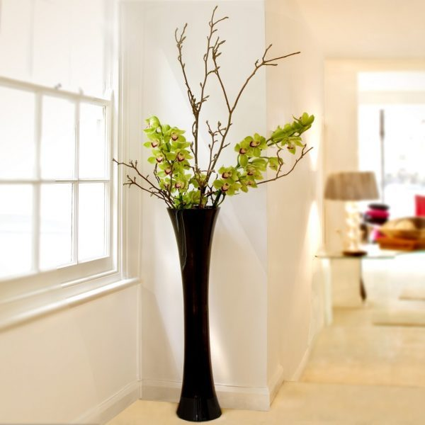 21 floor vase decor ideas littlepieceofme for Floor decoration ideas