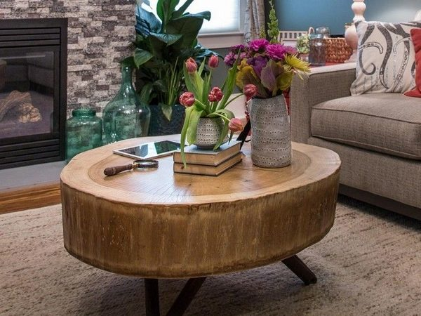 tree stump furniture1
