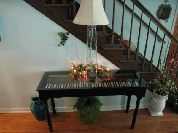 music decorating ideas