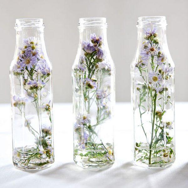 dry flower arrangements