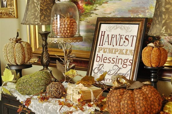 decorations for thanksgiving