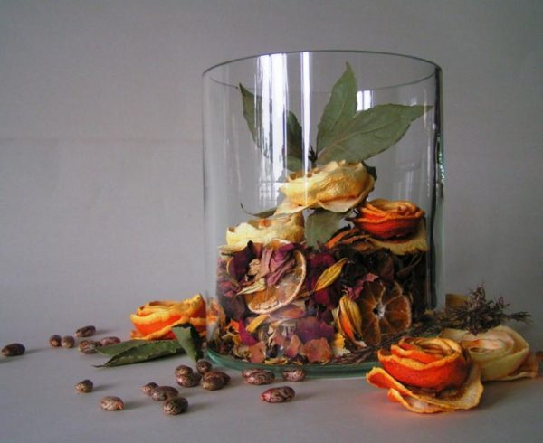 dried flower centerpieces