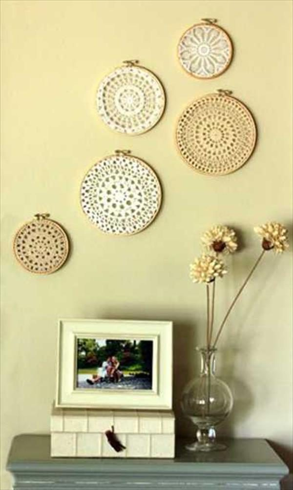 lace wall decor 1