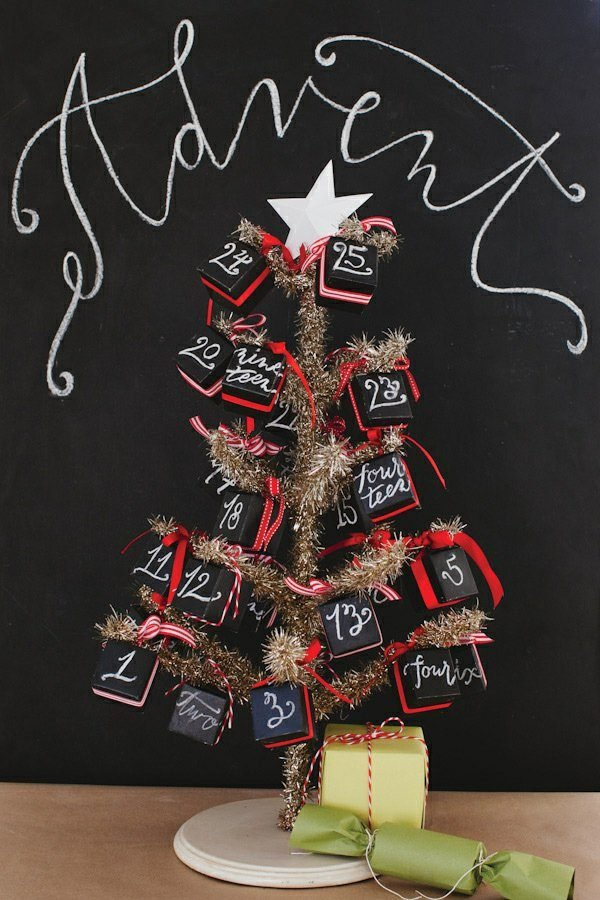 personalized advent calendar
