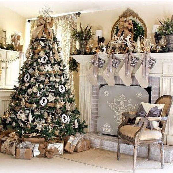 christmas tree decorating themes 1