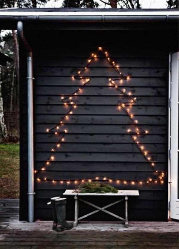 diy outdoor christmas decor