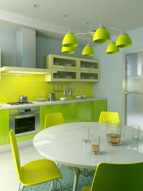 neon home
