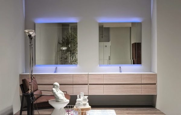 bathroom led lighting
