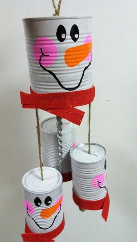 snowman arts and crafts1