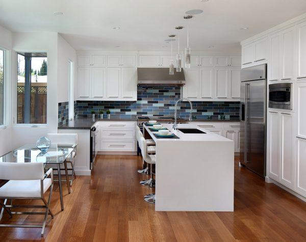 kitchen glass tables