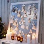 DIY Interactive advent calendar
