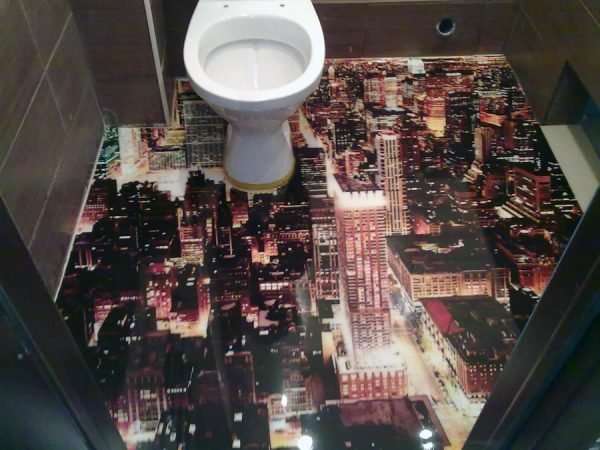 3d bathroom floors