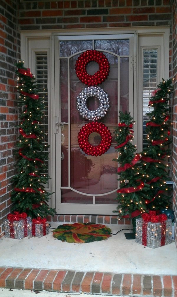 outdoor decorations for christmas