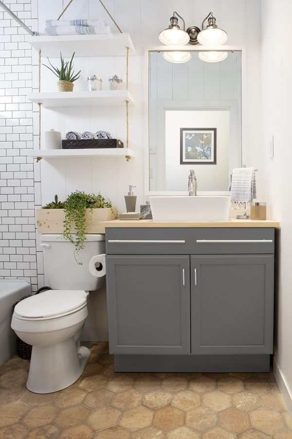 Small bathroom design ideas bathroom storage over the for 5 bathroom storage over toilet ideas