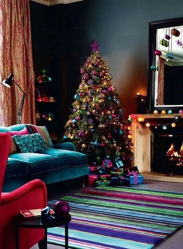 christmas trees decorations