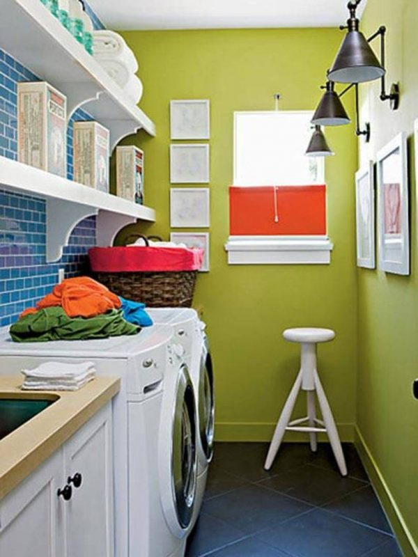 small laundry room designs