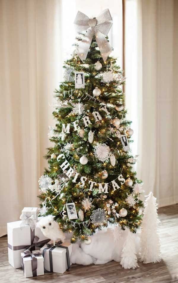 christmas tree decorating themes