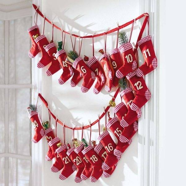 traditional advent calendars