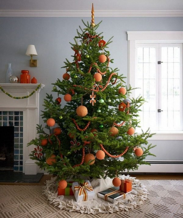 beautiful christmas trees decorating ideas