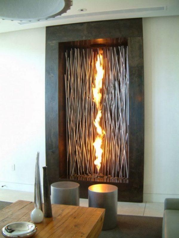bio flame fireplace