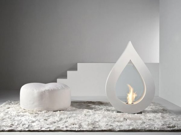 eco fireplace