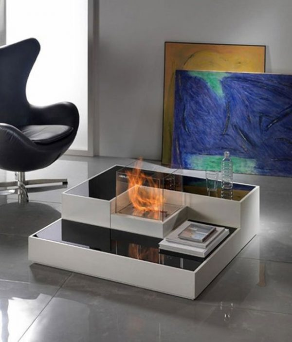 eco fireplaces